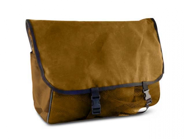 PAW of Sweden´s Gamebag Classic waxed cotton nougat i gruppen Jakt / Gamebags/Väskor m.m / Gamebags hos PAW of Sweden AB (605WCLB)
